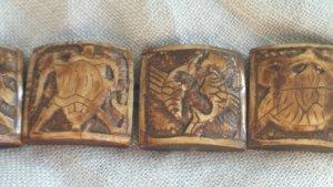 Armband mit indischen Motiven