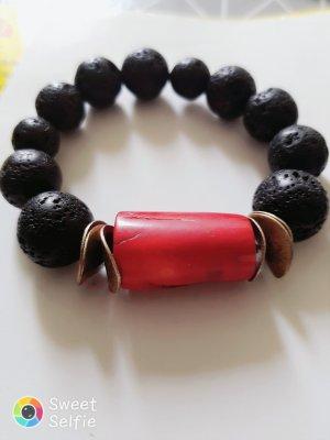 Armband mit Korallen stein
