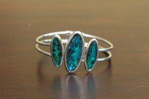 Armband mit Paua-Design