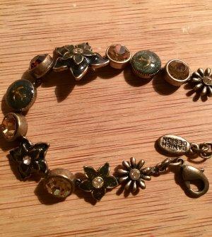 Armband mit Swarovski-Kristallen von Pilgrim
