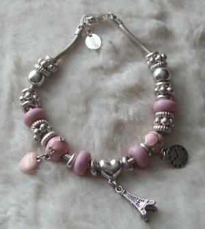 Armband mit vielen Beads - NEU