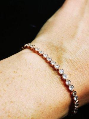 Pippa & Jean Friendship Bracelet white-rose-gold-coloured