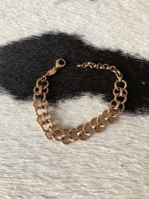Armband neu Fossil Gold Mode Schmuck Uhr Accessoires