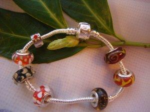 Armband PANDORA Art, Silber 925, NEU!
