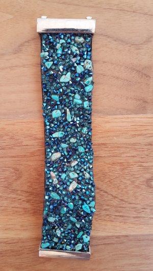 Armband Perlen Steine