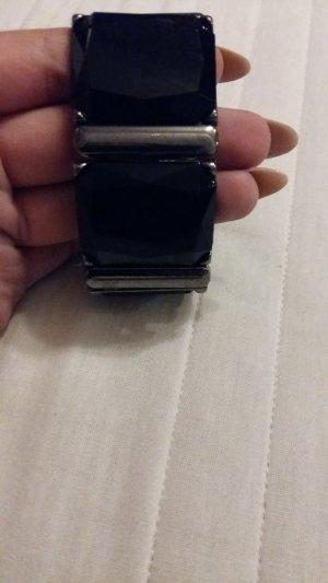 Armband/reifen in schwarz