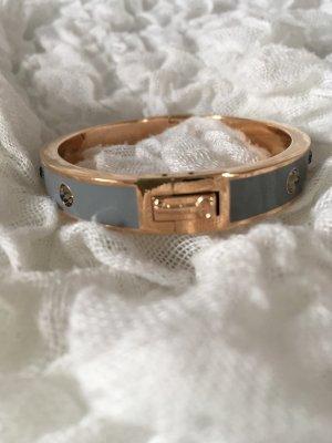 Armband (Roségold-Hellblau) von Fossil