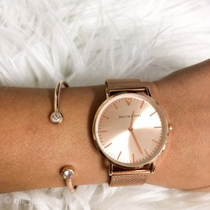 Armlet rose-gold-coloured-silver-colored