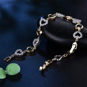 Armband roségoud