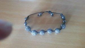 Armband  Shimla mit Glitzernden Perlen