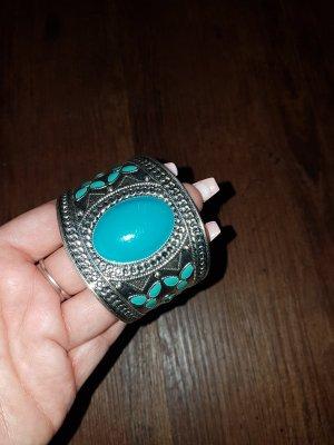 Armband Silber Blau Indi