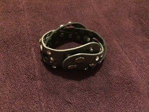 Armband Silber mit Nieten