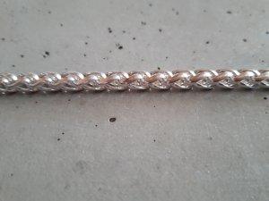 Armband silber schlicht