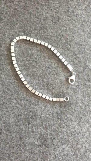 Binder Silver Bracelet silver-colored