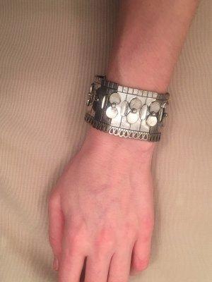 Armband, silberfarben