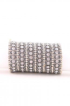 Bracelet argenté style bohème