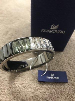 Swarovski Braccialetto sottile argento