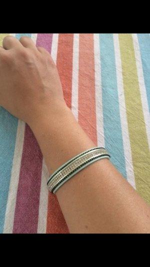 Armband Türkis mit Steinen
