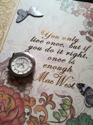 Armband Uhr von Glashütte