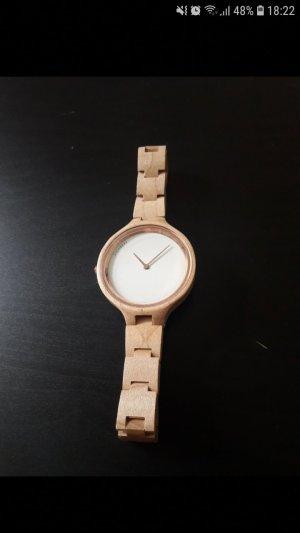 Kerbholz Watch Clasp beige