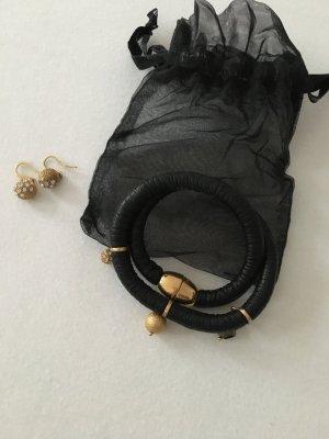 Armband und Ohrringe von Pilgrim