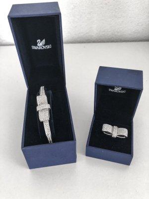 Armband und Ring von Swarowski