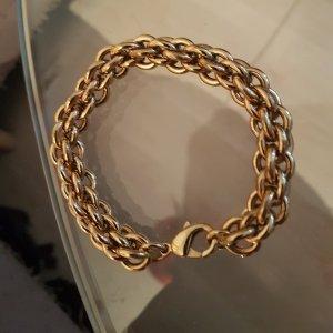 Armband, vergoldet, aus einem Nachlass