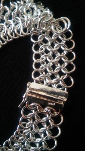 Armband versilbert 925