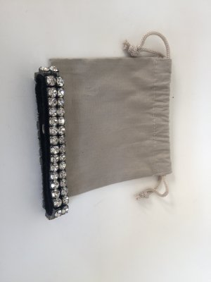 Malene Birger Bracelet black-silver-colored others