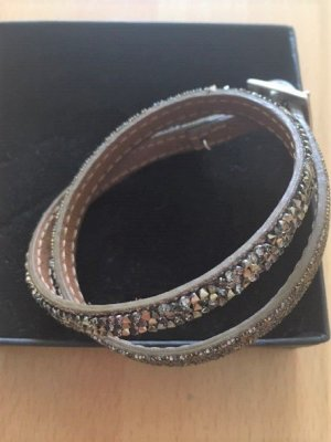 Pippa & Jean Leather Bracelet light brown leather