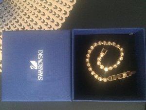 Swarovski Gold Bracelet gold-colored