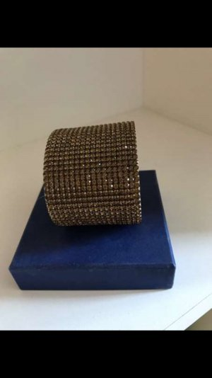 Swarovski Bangle bronze-colored