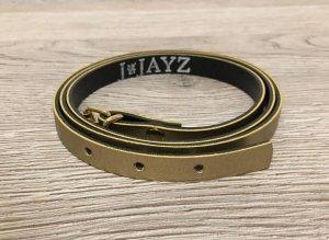 Armband Wickelarmband Gold Matt *J. JAYZ*