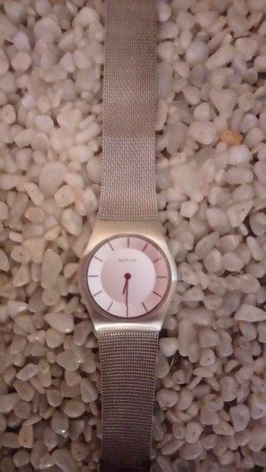 Bering Horloge zilver