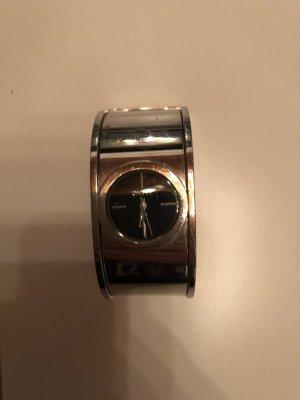 DKNY Analoog horloge lichtgrijs Zilver