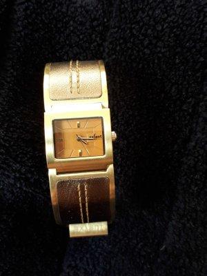 Armbanduhr goldfarben von Axcent