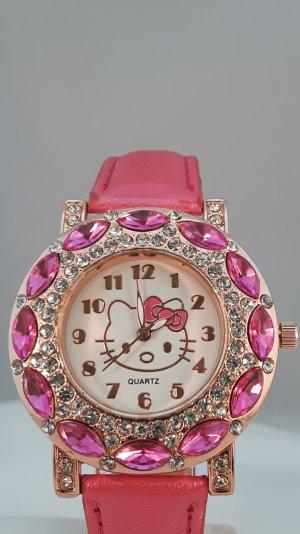 Armbanduhr Hello Kitty Style Neu