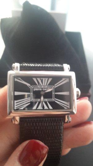 Armbanduhr Pierre Cardin, echtes Leder