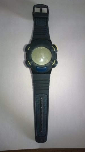 Armbanduhr Swatch beat Provider, wie neu, ein Hingucker!