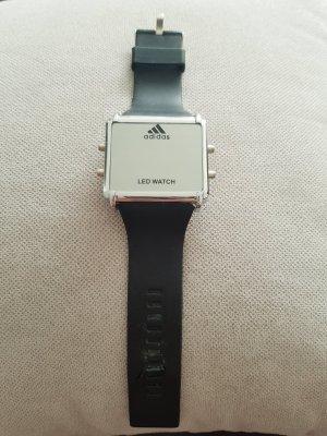 Adidas Digital Watch black-silver-colored
