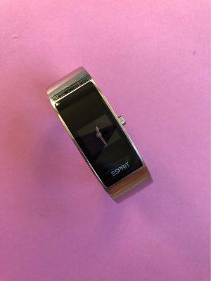Esprit Fibbia orologio nero-argento