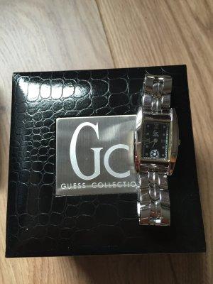 Guess Reloj color plata-negro