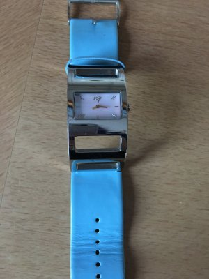 Armbanduhr von Joy mit Lederarmband