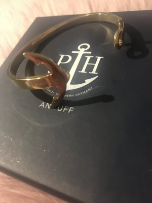 Paul Hewitt Bangle gold-colored