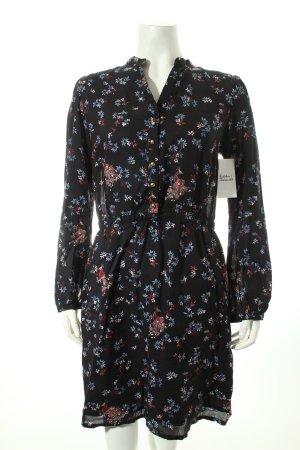 armedangels Blusenkleid florales Muster schlichter Stil