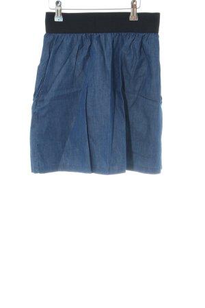 armedangels High Waist Skirt blue-black casual look