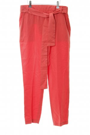 armedangels Peg Top Trousers bright red simple style