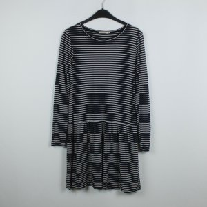 armedangels Longsleeve Dress white-black mixture fibre