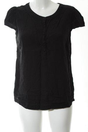 armedangels Short Sleeved Blouse black business style