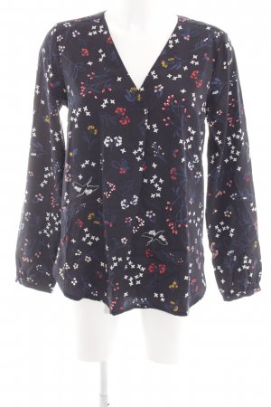 armedangels Long Sleeve Blouse allover print casual look